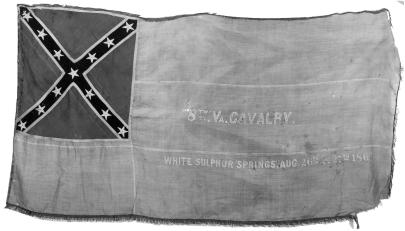 8th va cavalry banner