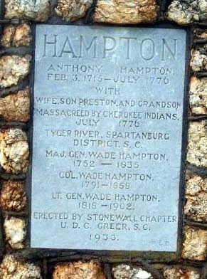 anthony hampton writing