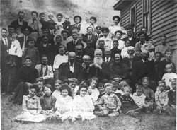 BLEVINS Calloway Family