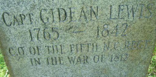 Lewis,Gideon