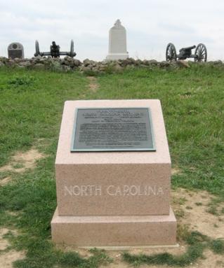 NC 26th Gettysburg