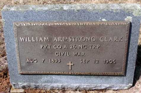 armstrong clark plate