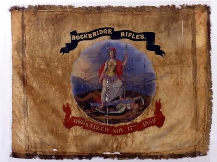 rockbridge rifles 27th VA inf