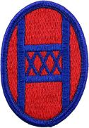30th ID patch