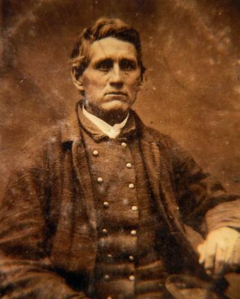 Confederate uniform, John Wesley Debusk