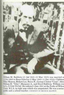 William Marshall Baldwin