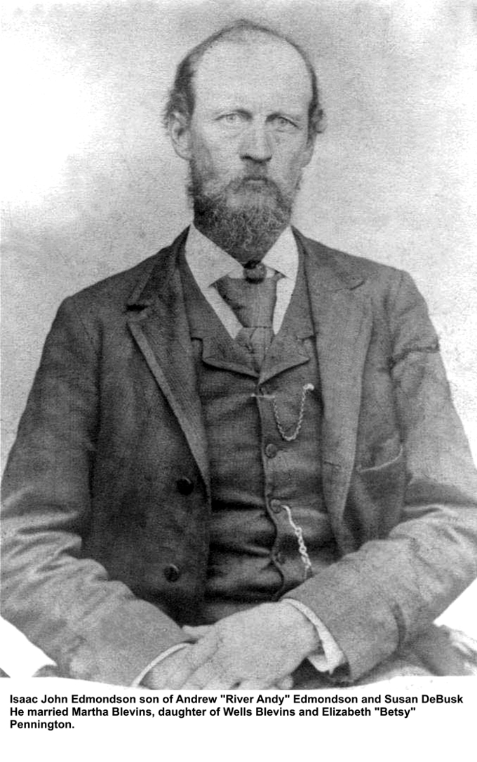 dr isaac edmondson