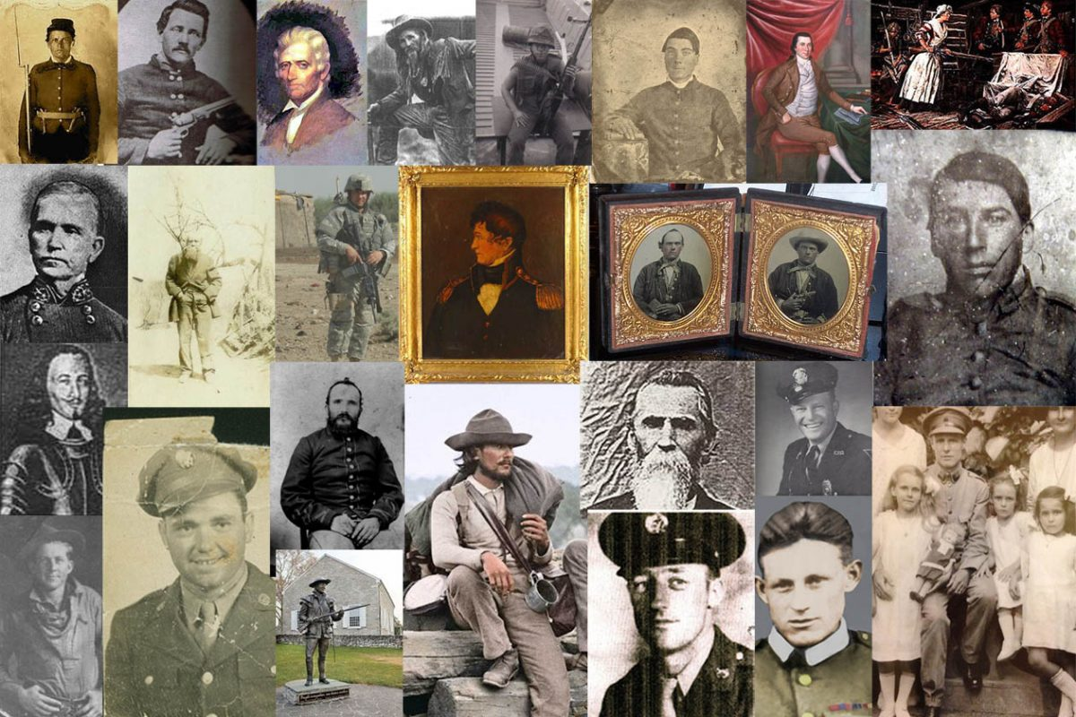 Our Military Ancestors