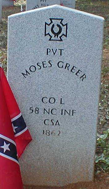 moses greer
